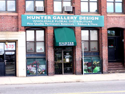 Hunter Gallery Design